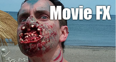 Killer Special Effects Make-up And Props For Independent Productions