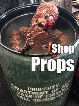 Shop Unique, Horror-Themed Props And Decor