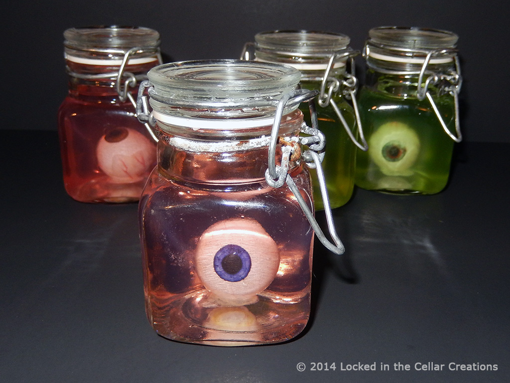 "Eyeballs in Jars, Movie FX ""A Dark Matter"""