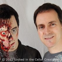Zombie Doppelganger Brian