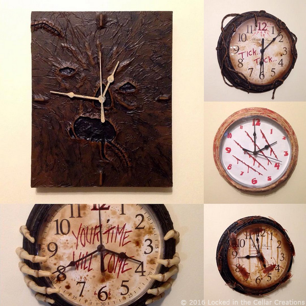 CursedClocks_collection
