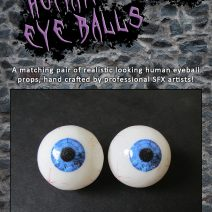 Realistic Human Eyeball Props Packaging