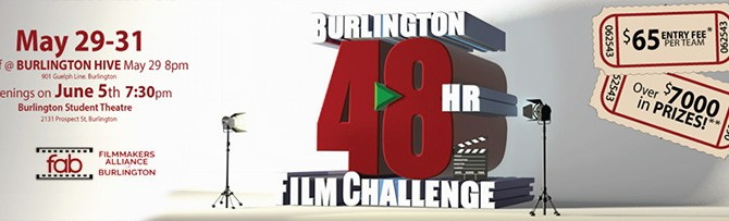 Burlington 48 Hour Film Challenge