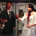 Bride Offers Groom Her Heart