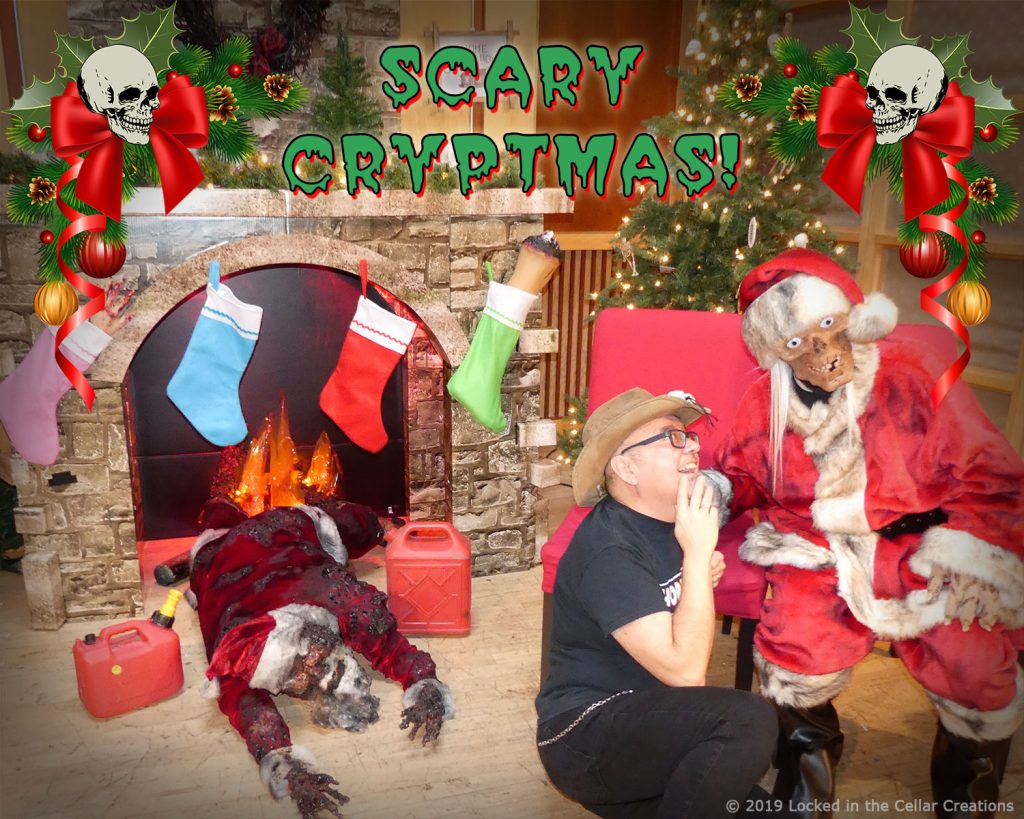Tell Crypt Kringle your darkest Cryptmas wishes
